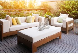 Coussin terrasse