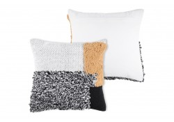 Coussin ALAIA moutarde